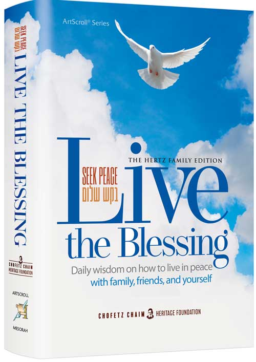 Live The Blessing