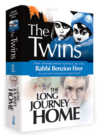The Twins and the Long Journey Home - h/c