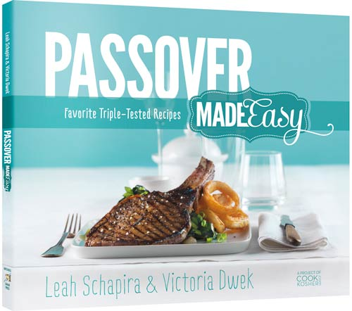 Passover Made Easy - By Victoria Dwek & Leah Schapira - p/b