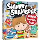 Shimmy Shambone Will Not Share His Toys
