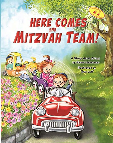 Here Comes the Mitzvah Team!