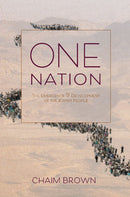 One Nation - The Emergance & Development of The Jewish people