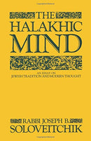 The Halakhic Mind - Soloveitchik