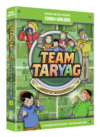 Team Taryag 2 - The Mystery of The Missing Amulet