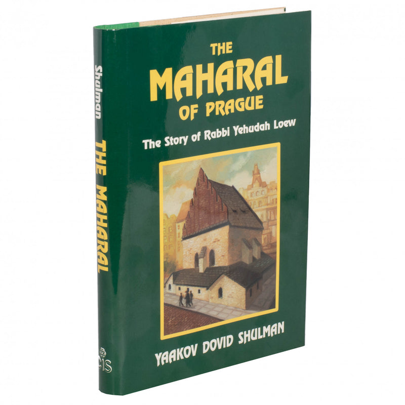 The Maharal of Prague - h/c