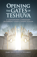 Opening the Gates of Teshuva