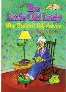 The Little Old Lady Who Couldn't Fall Asleep - Middos Series - H/C