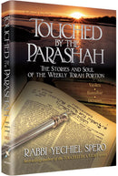 Touched by the Parashah Vayikra - Bamidbar - Devarim