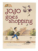 Jo Jo Goes Shopping - Middos Series - H/C