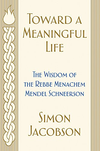 Toward a Meaningful Life - New Ed. - p/b