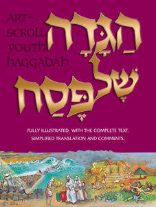 Haggadah - Illustrated Youth Edition - h/c