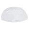 C FRIK KIPPAH HAND MADE 24 CM, WHITE