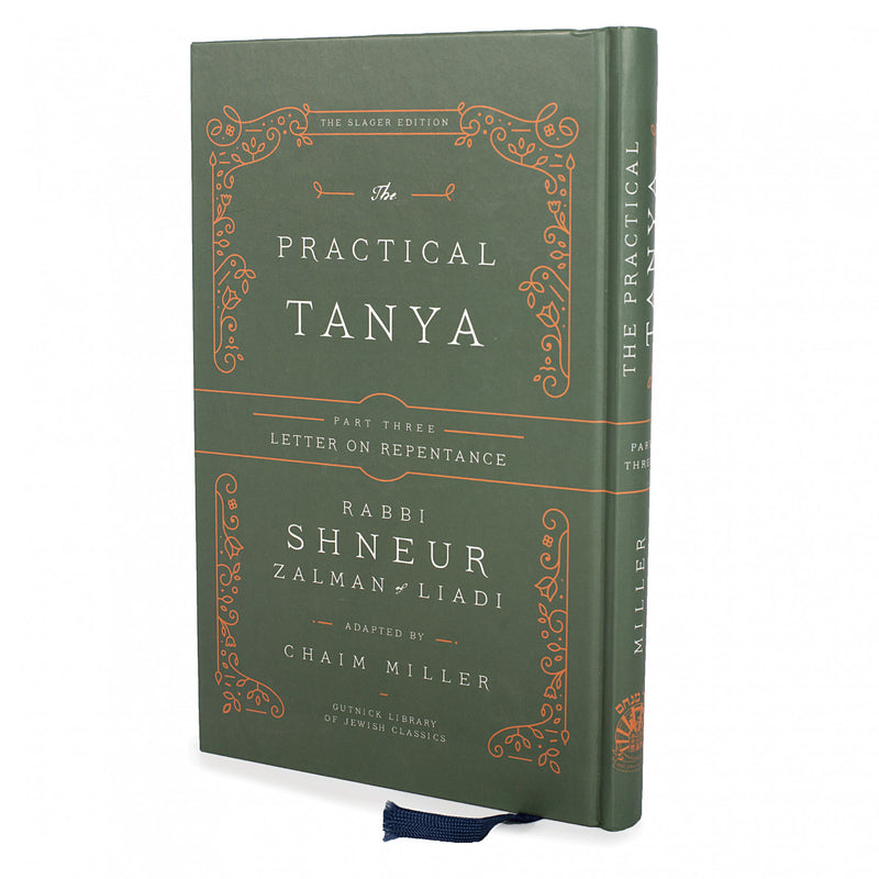 The Practical Tanya - Vol. 3 - Letter On Repentance