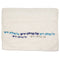 "Towel - ""Al Netilat Yadayim"" Blue Text Design  - 35*70cm"