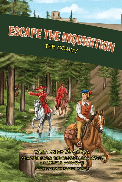 Escape the Inquisition