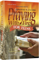 Praying With Fire Teens - Kleinman - f/s h/c