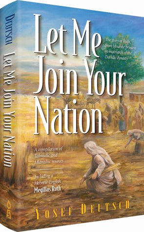 Let Me Join Your Nation - Ruth