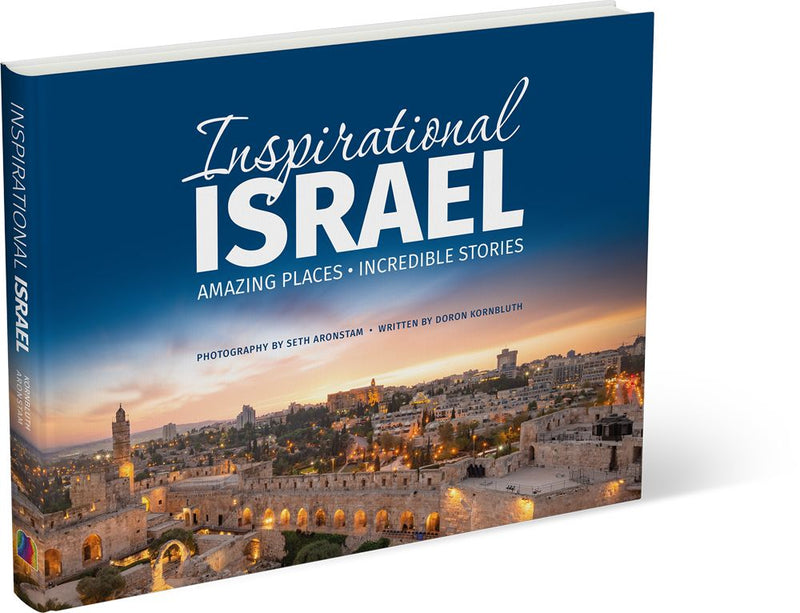 Inspirational Israel - Coffee Table