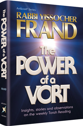 The Power of a Vort - R' Yissocher Frand