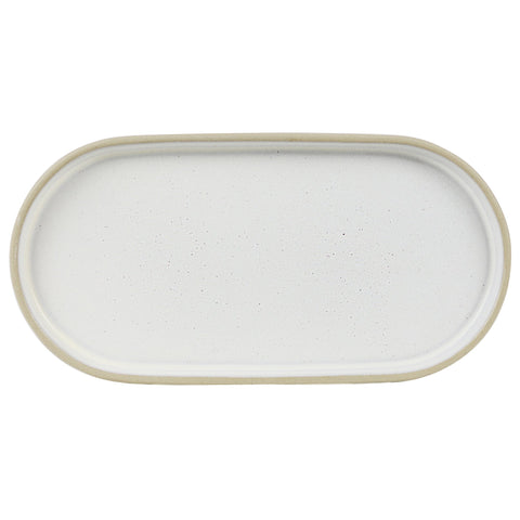 Bathroom Tray / White