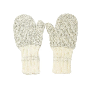 Campside Mittens / Grey