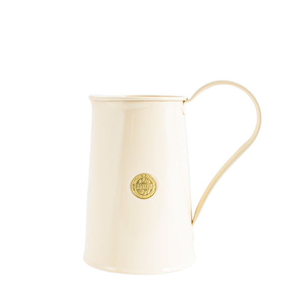 Vintage Metal Jug / Cream