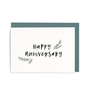 Greeting Card / Happy Anniversary