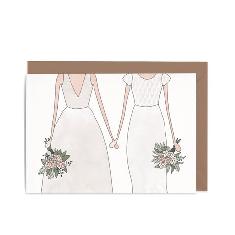 Greeting Card / Brides