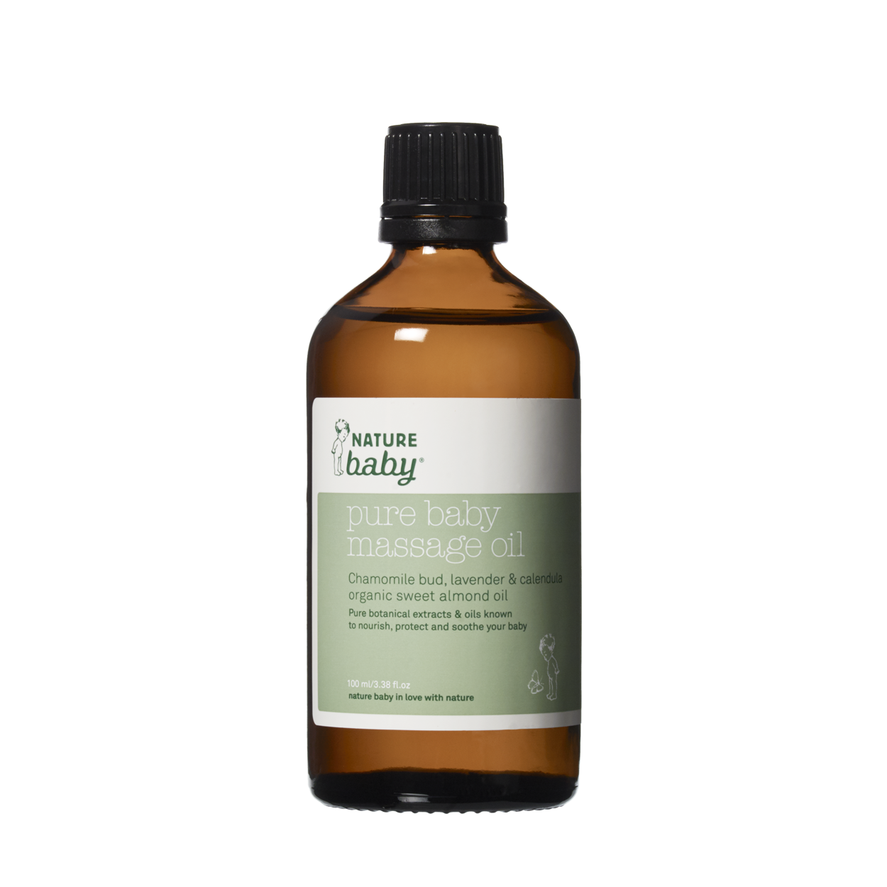 Pure Baby Massage Oil