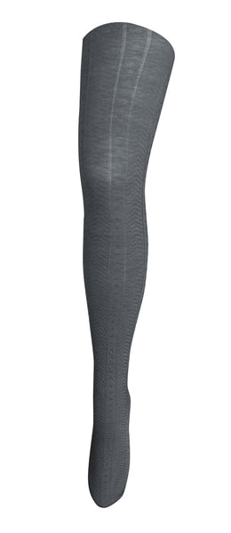 Tiber Wool Tights / Grey