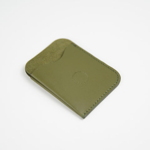 Duo Wallet / Olive