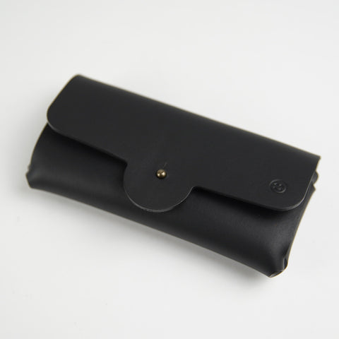 Tab Eyewear Case / Black