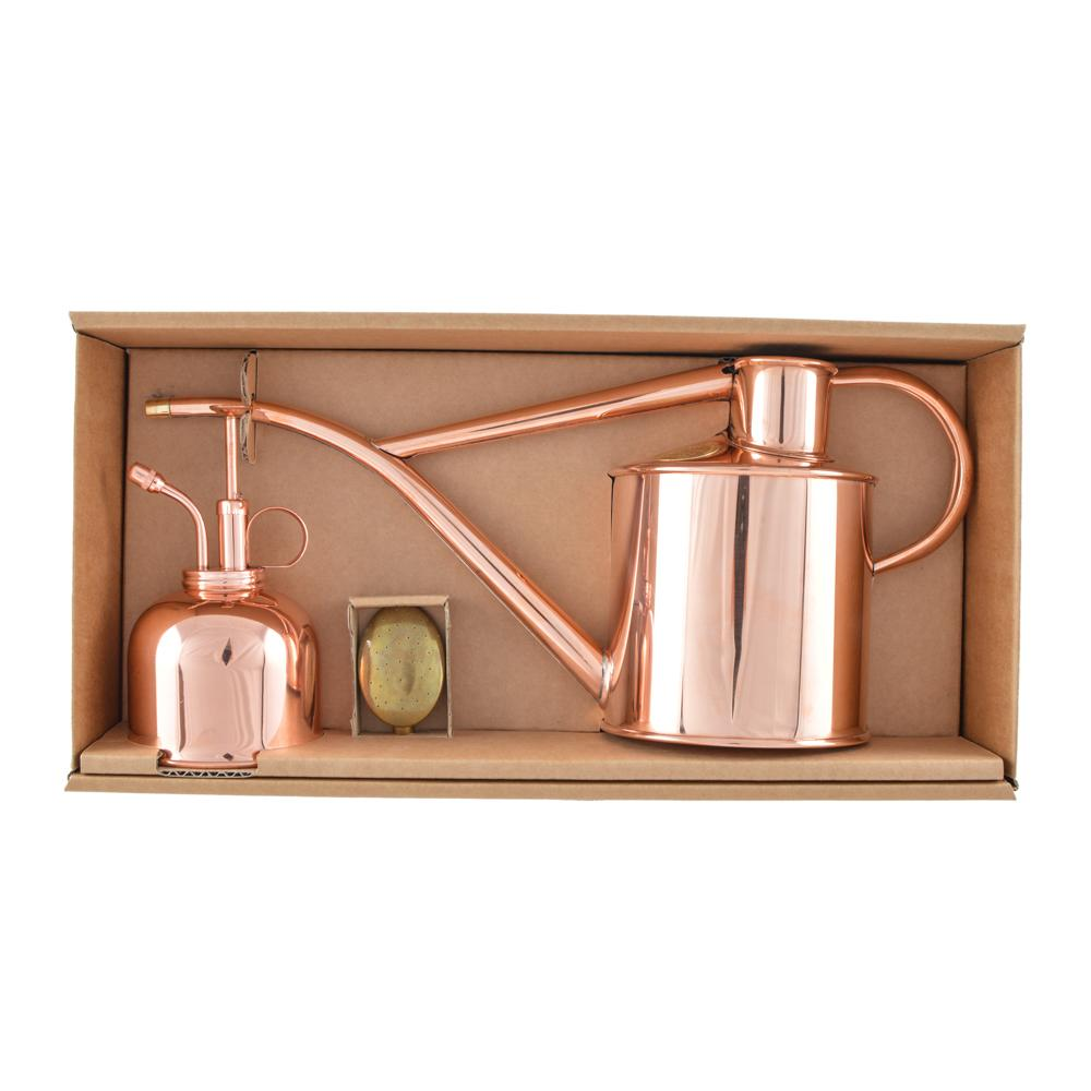 Classic Watering Set / Copper