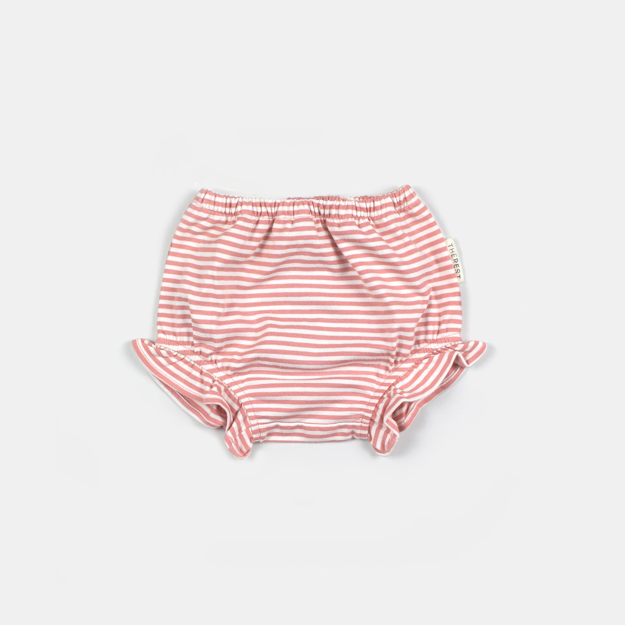Frill Bloomers / Clay Stripe