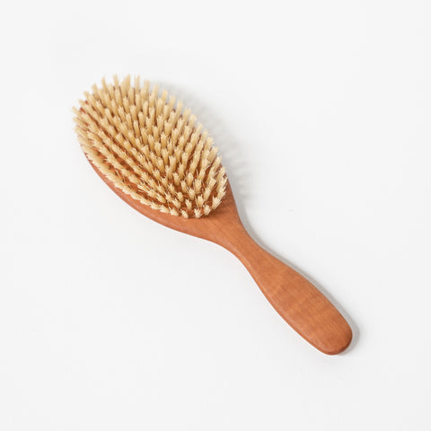 Pearwood Hair Brush
