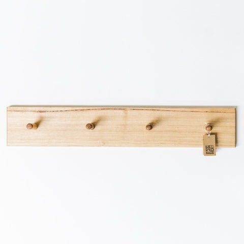 Timber Pegboard Hooks / Medium