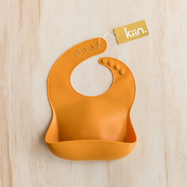 Silicone Bib / Copper