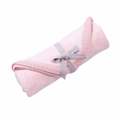 Cotton Jersey Baby Wrap / Pink