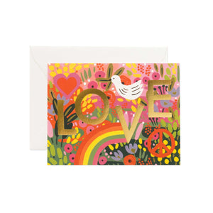 Greeting Card / Love