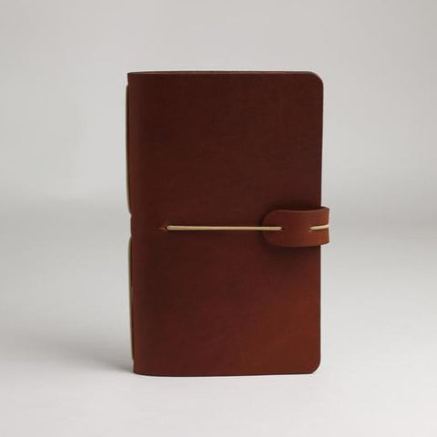Notebook Cover / Tan