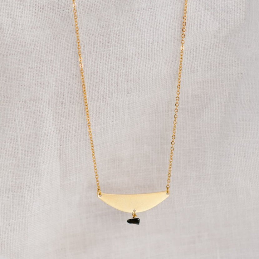 Ocean Necklace / Onyx