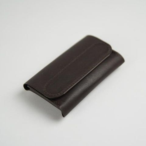 Stadium Wallet / Dark Brown