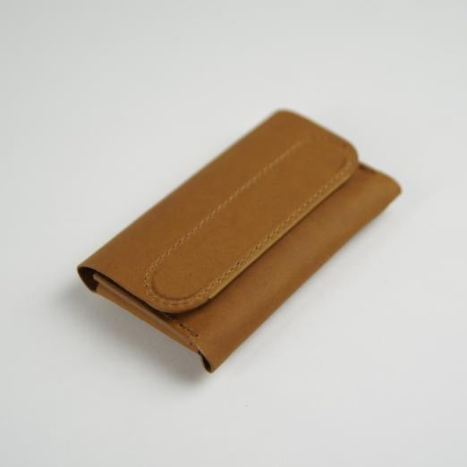 Stadium Wallet / Tan