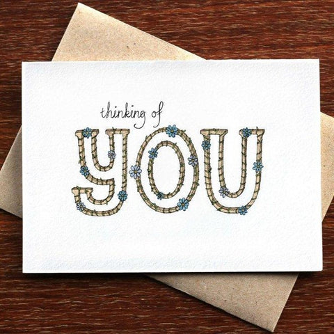 Greeting Card / Thinking of You