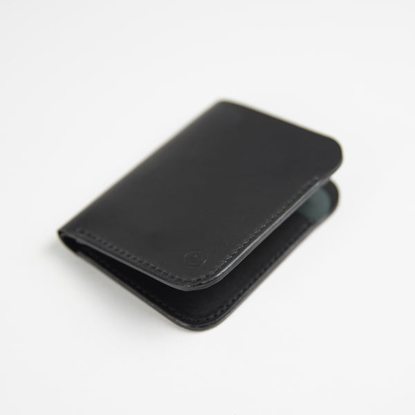 Upright Wallet / Black