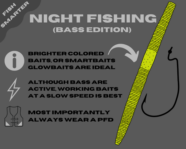 Night Fishing (Bass Edition)