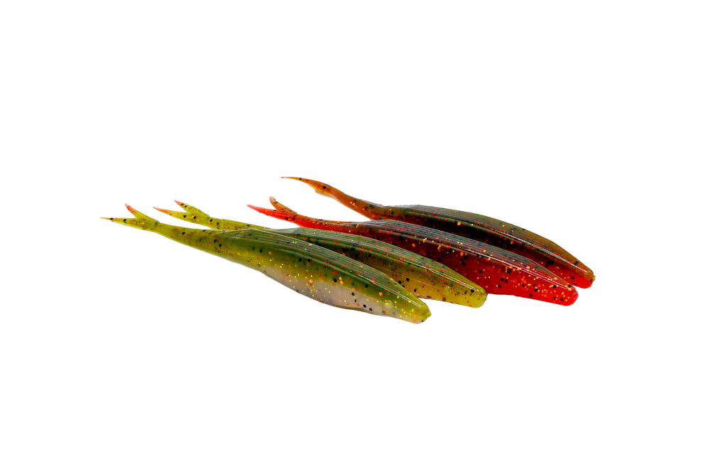 "Mighty Minnow 5"" (16 Pack)"
