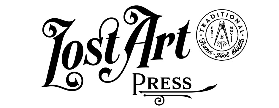 About Us, Contact & Returns – Lost Art Press