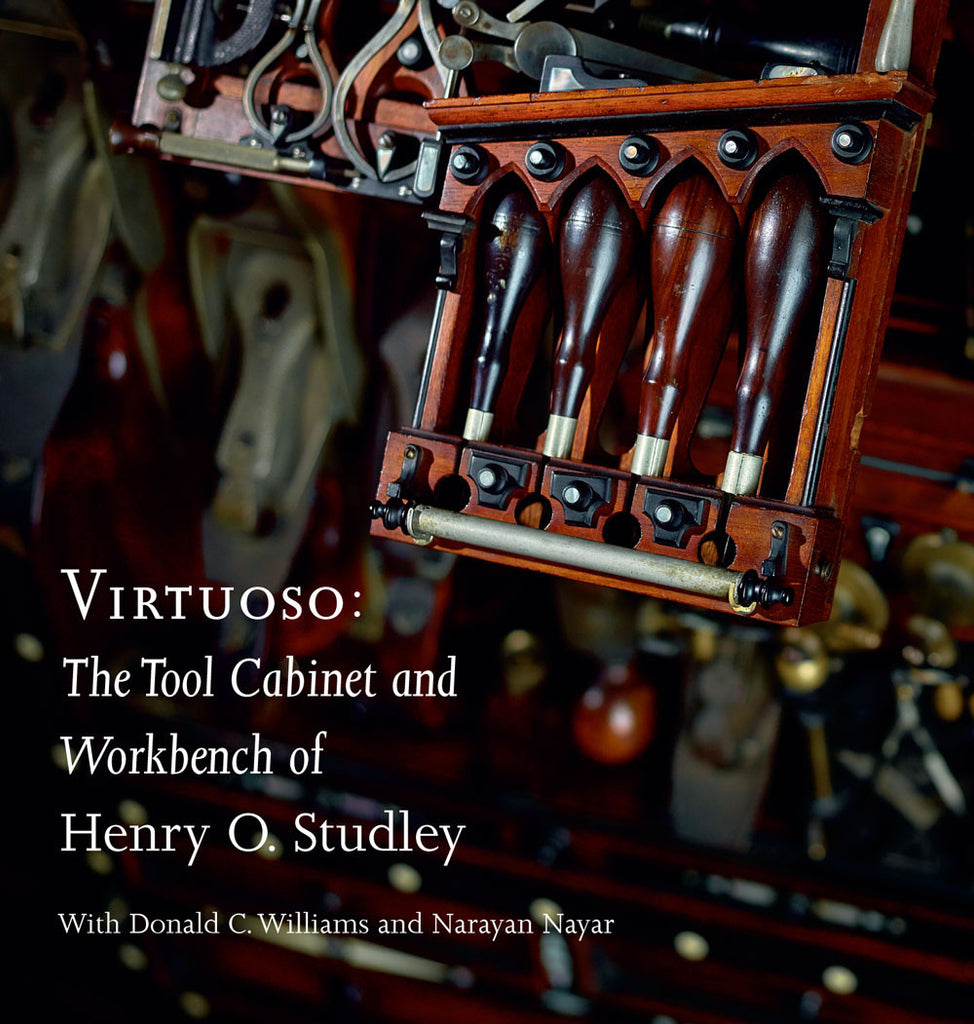 Video: Virtuoso: The Tool Cabinet & Workbench of H.O. Studley (Download & Streaming only)