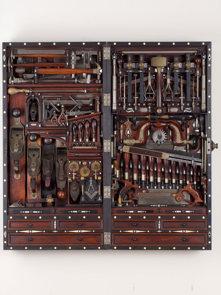 Virtuoso: The Tool Cabinet and Workbench of Henry O. Studley ...